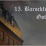 Feuerwerk über Schloß Friedenstein